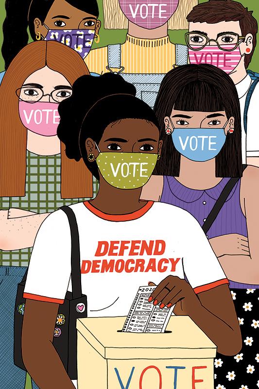 Mai Ly Degnan: Defend Democracy