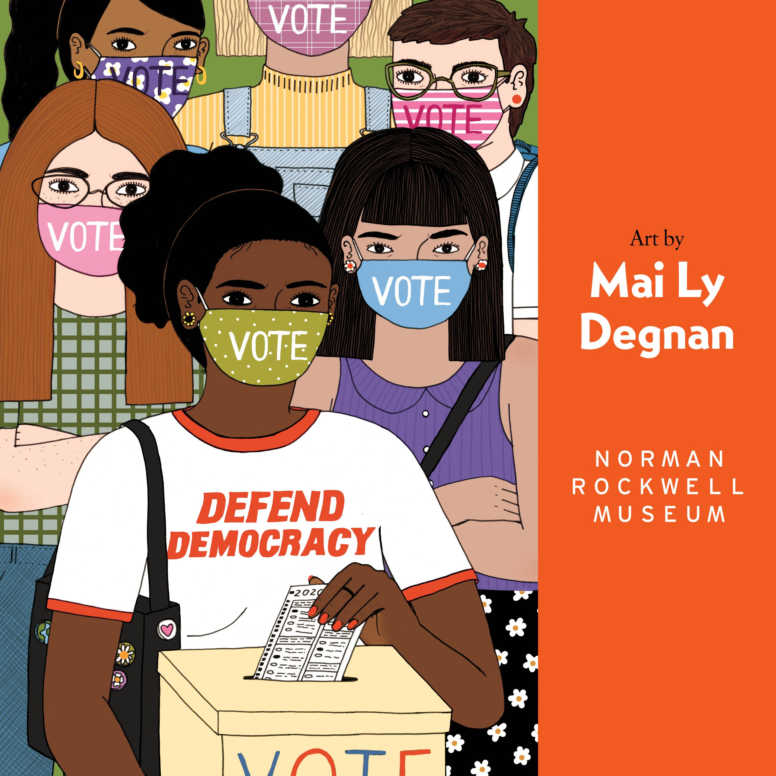 Mai Ly Degnan: Defend Democracy