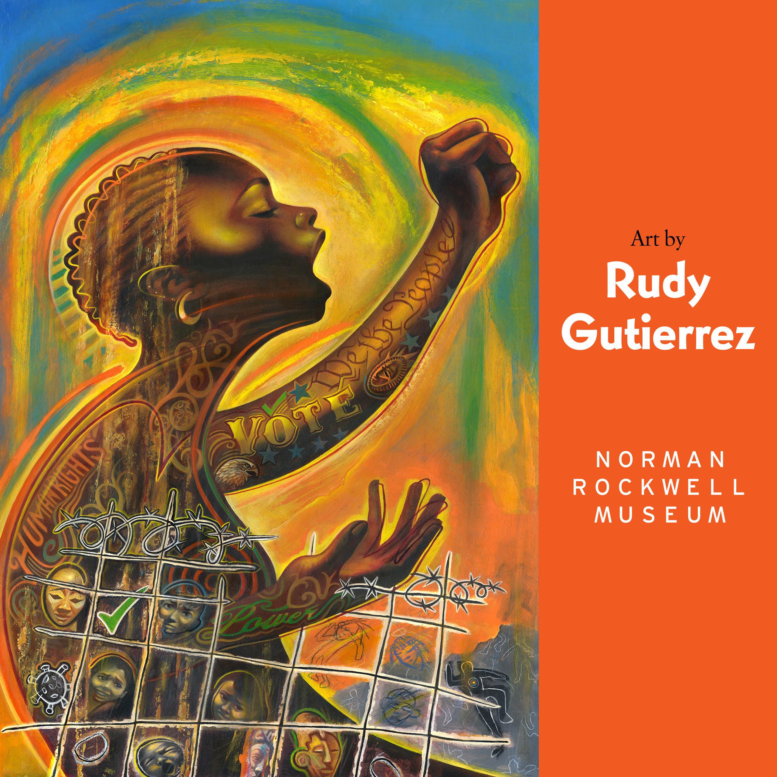 Rudy Gutierrez: Humanity, Not Politics