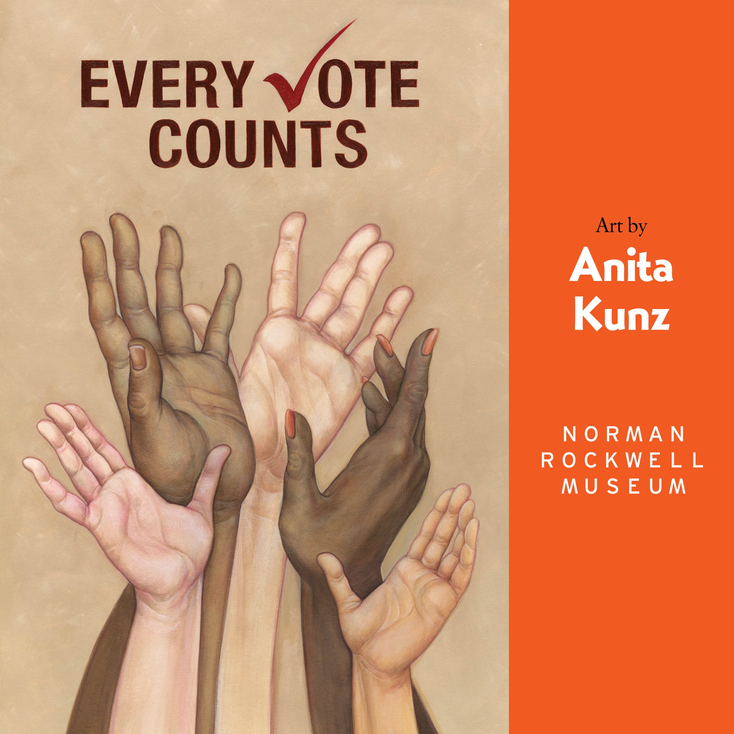 Anita Kunz: Every Vote Counts