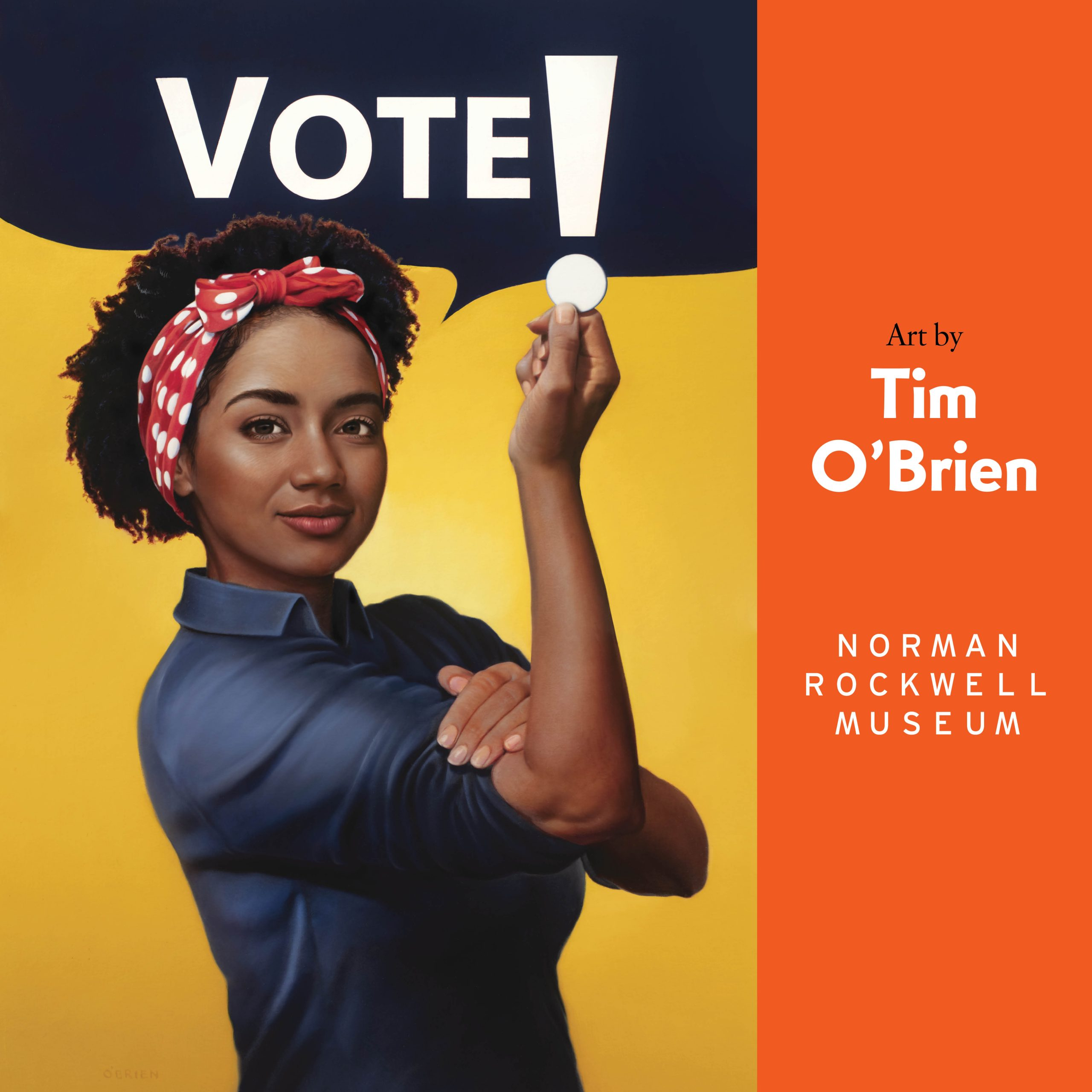 Tim O'Brien: Vote
