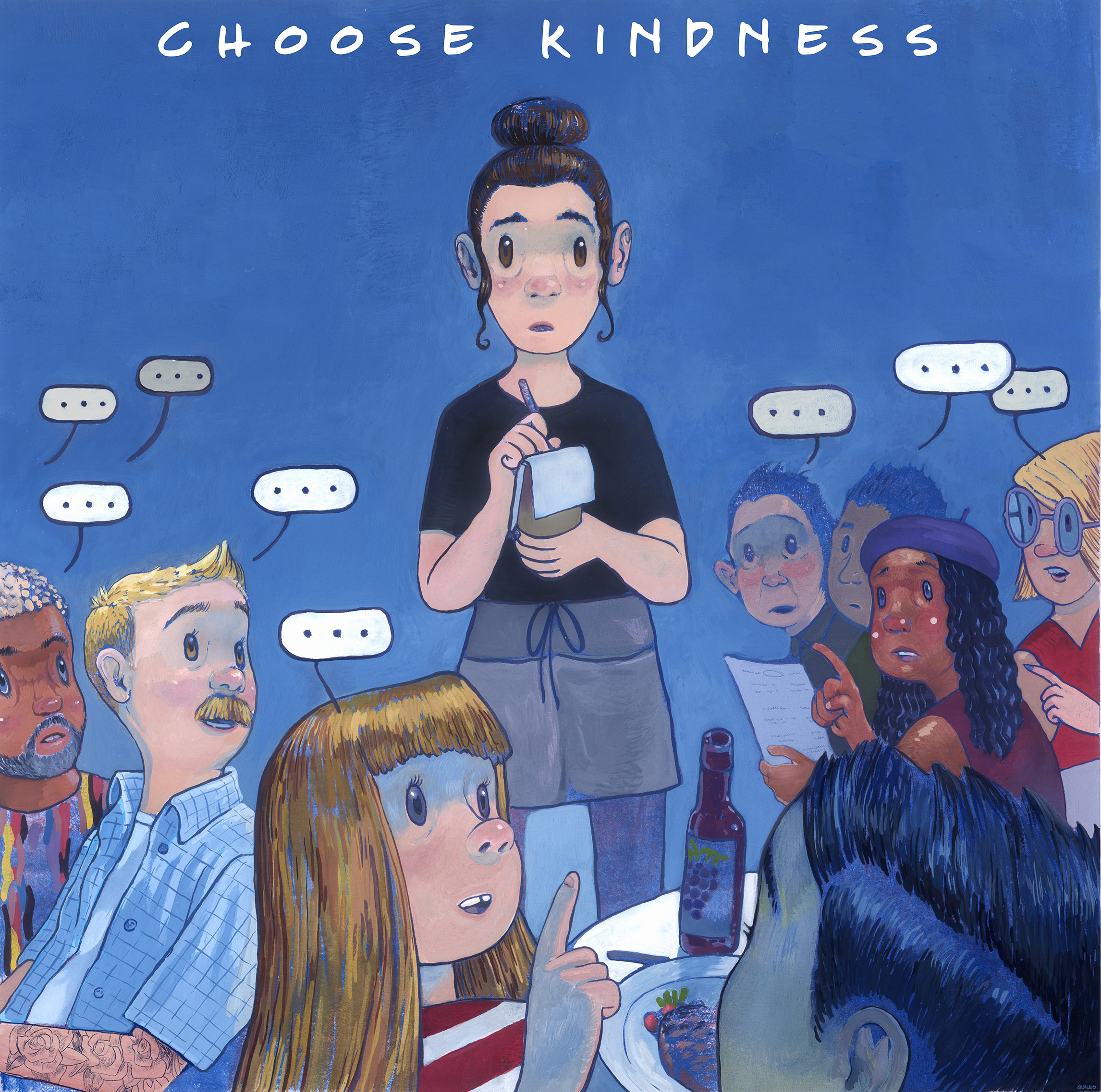 Leo Quiles - Choose Kindness