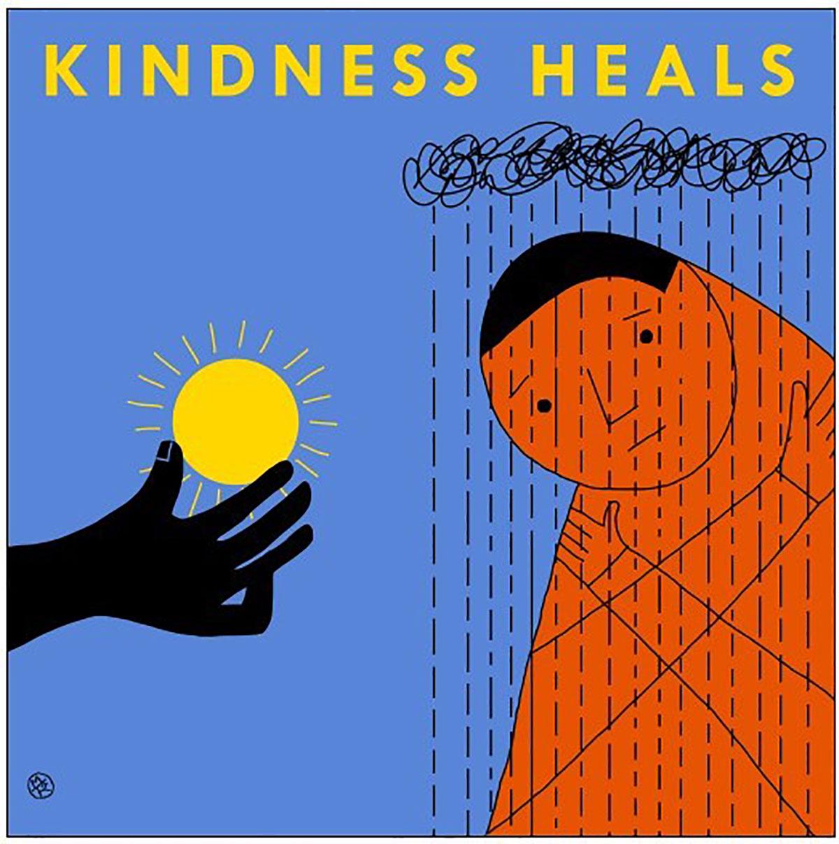Marc Rosenthal - Kindness Heals