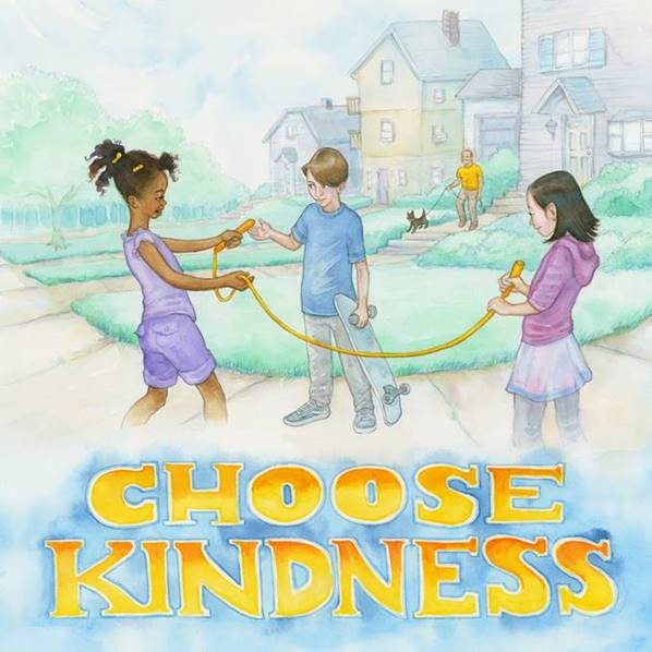 Nicole Tadgell Choose Kindness