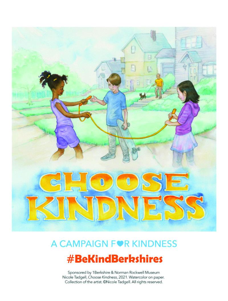 #BeKindBerkshires - Choose Kindness - Nicole Tadgell